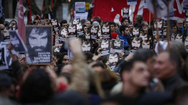 El miércoles marcharán para pedir justicia por Santiago Maldonado — Convocatoria