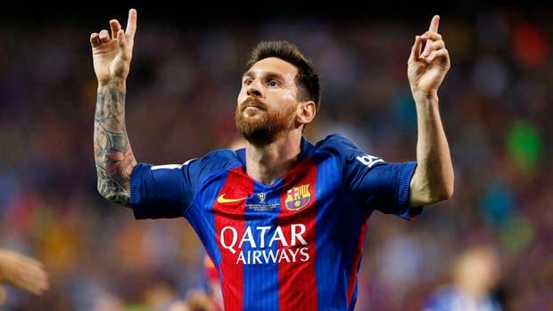 Messi retomará los entrenamientos el 14 de este mes