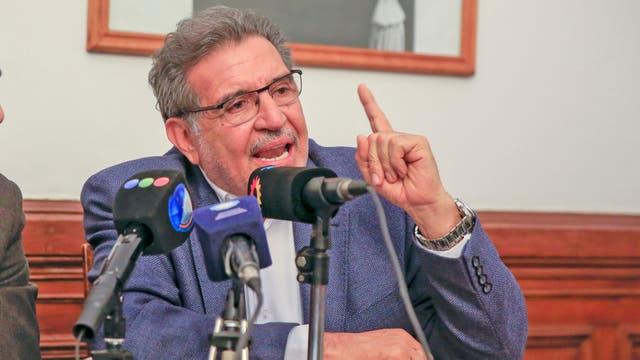 """Beder Herrera criticó la impugnación a Menem: """"Ahora van a poder voltear a cualquier candidato por procesado"""""""