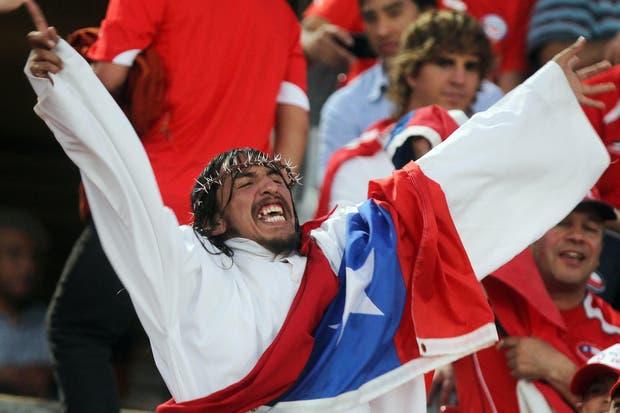 Se confirmó la paternidad: el Papa y Dios son argentinos, y Cristo es chileno.  Foto:AP