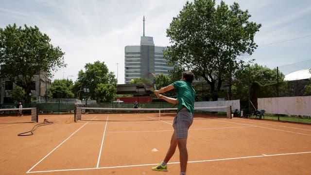 El Darling Tennis Club corre peligro de perder una parte de su predio, ya que un sector pertenece al Estado Nacional