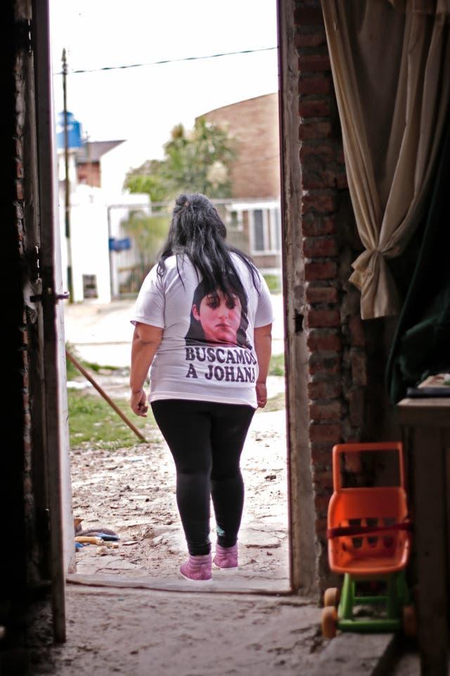 Marta dijo: Yo no me voy a quedar acá deprimida en mi casa, yo voy a salir, voy a golpear las puertas que haya que golpear, y voy a mover cielo y tierra si es necesario para que me devuelvan a mi hija