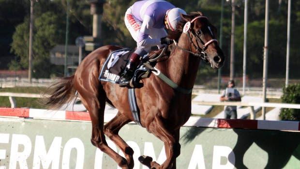 Wilson Moreyra, ganador