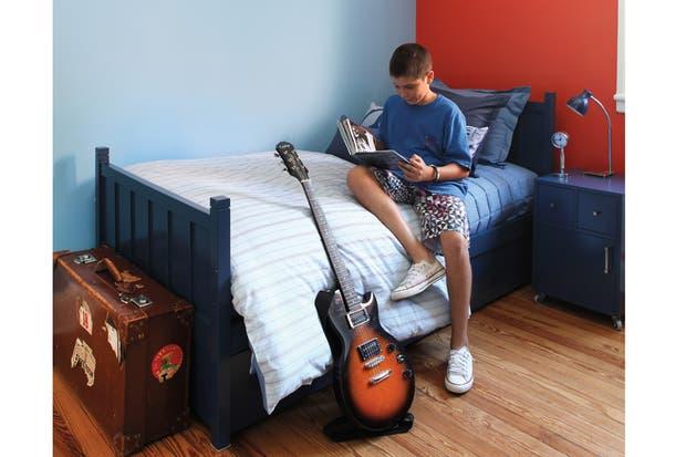 Cuarto de chicos: 10 modelos de camas   living   espacio living