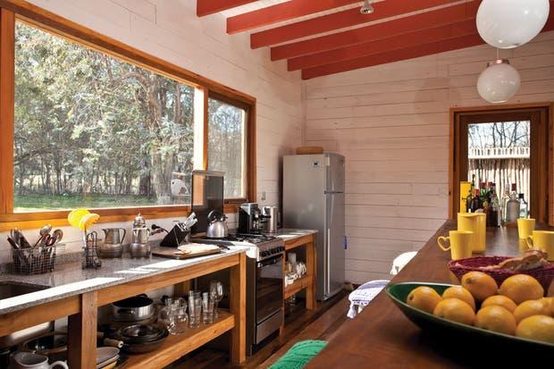 Espacios que contemplan en su diseño la vista exterior.  Foto:Living /Archivo LIVING