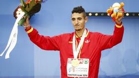 Fifa al proclamarse campeón europeo el año pasado en Amsterdam