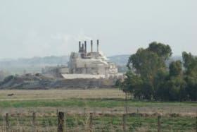 La villa Fortabat está ubicada a 15 kilómetros de la ciudad de Olavarría