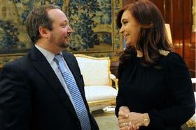 Sabbatella y Cristina quieren avanzar en al aplicación de la Ley de Medios pese a que la Justicia aún no dictó sentencia