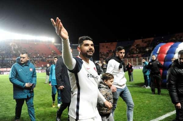 Ortigoza seguirá su carrera en Olimpia