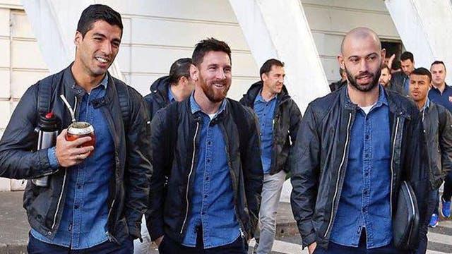 Mascherano quiere salir de Barcelona en busca de mayor continuidad