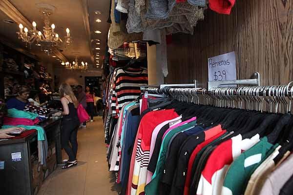 Los maxi suéteres son lo más recomendable. Foto: OHLALÁ! /Guadalupe Aizaga