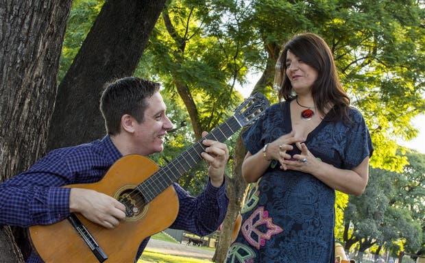 Di Paolo y Ledesma, asociados en la música