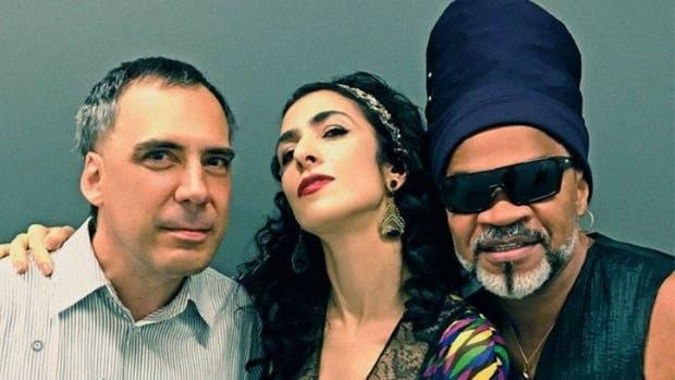 Arnaldo Antunes, Marisa Monte y Carlinhos Brown: Tribalistas