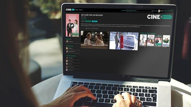 La plataforma conocida como Odeon ahora se llama CINE.AR, mantiene su catálogo de 500 producciones argentinas disponibles de forma gratuita y suma estrenos a 30 pesos