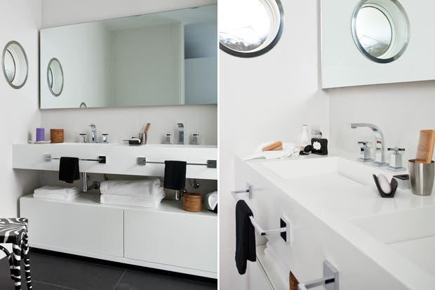Bachas Para Baño Pintadas:Propuestas de bachas para tu baño – Living – ESPACIO LIVING
