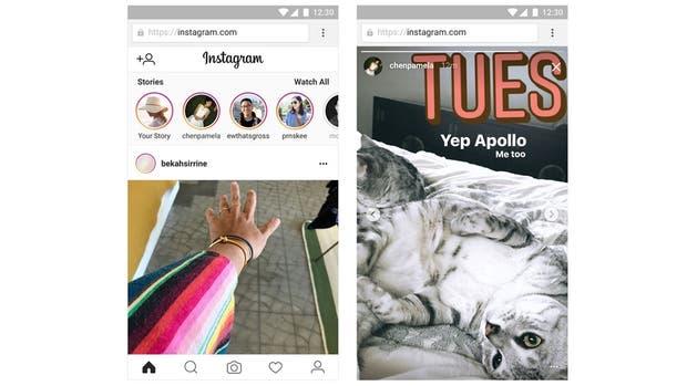 Las Instagram Stories ahora se podrán ver en la Web, sin depender de la aplicación