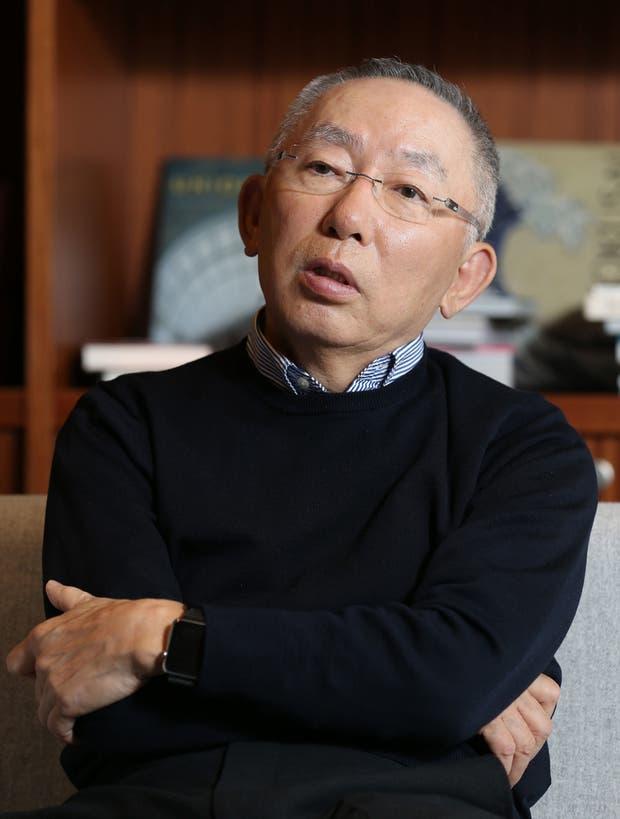 Tadashi Yanai, fundador de Uniqlo