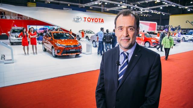 Diego Prado - Director de Asuntos Corporativos de Toyota Argentina.