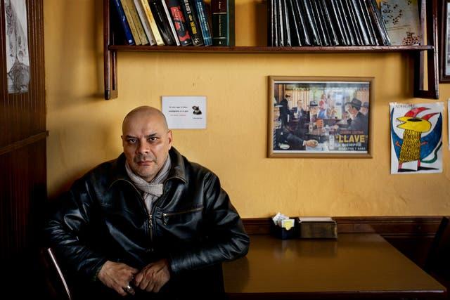 Fabian Casas, escritor