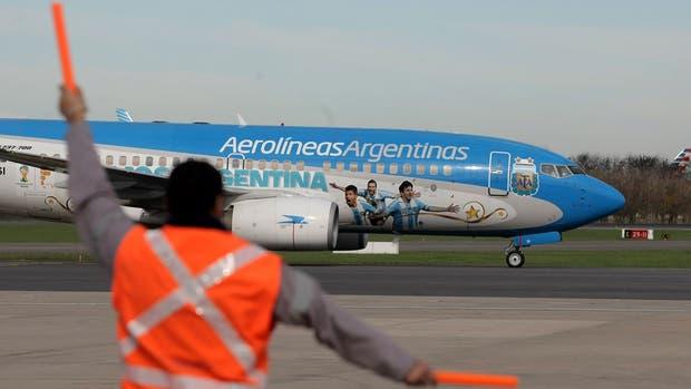 Un avión de Aerolíneas Argentinas tuvo que aterrizar de emergencia en Neuquén