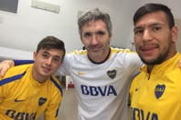 Boca volvió al trabajo con el objetivo fijo en las semifinales de Copa Libertadores