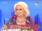 Pablo Tonelli explica el robo a Gabriela Michetti