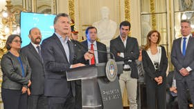 Macri firmó el Acuerdo Federal de Energía