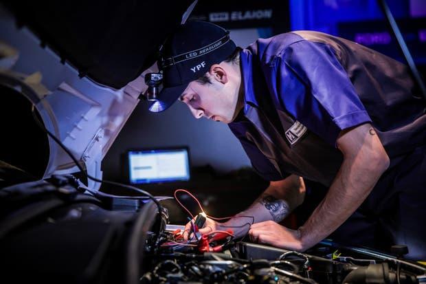 Los técnicos de Ford demostraron sus cualidades y capacitación