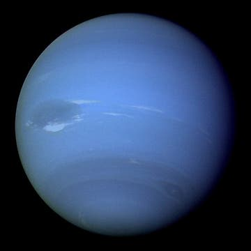 Neptuno (1989). Foto: NASA