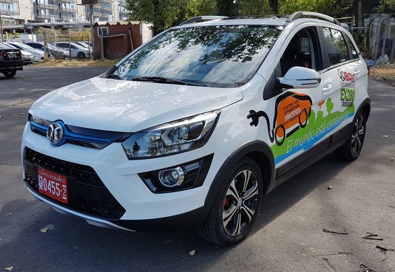 Baic EX260, el primer vehículo 100% eléctrico que se pone a la venta en la Argentina