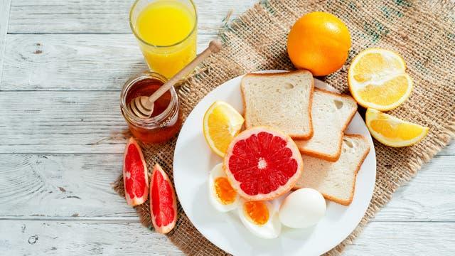 ¿Qué pasa con el pan en las dietas? ¿Y las frutas?