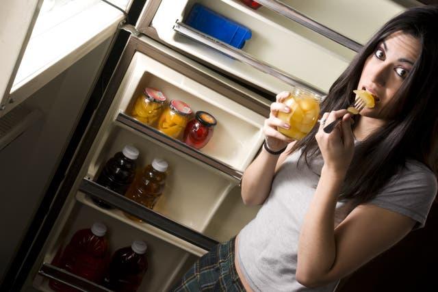 ¿Cuál es el vencimiento de los alimentos?