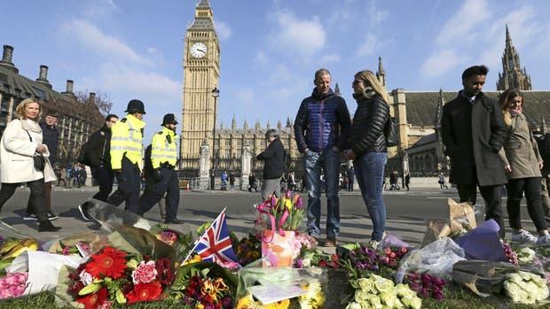 Una reacción inquebrantable ante al miedo, como buenos británicos