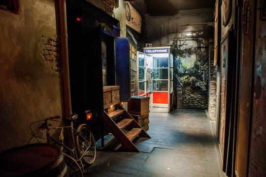 Frank's y su coctelería está entre los mejores bares de Buenos Aires.