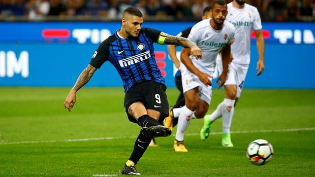 Mauro su segundo gol