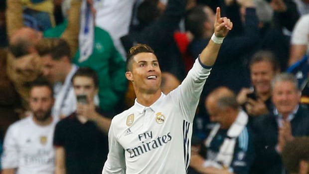 Ronaldo, la gran figura de la primera semifinal