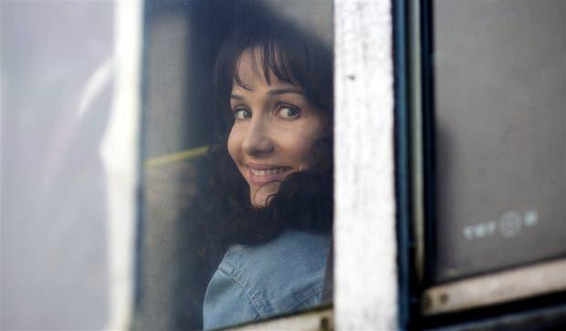 Natalia Oreiro en el papel de Gilda, uno de los aciertos del film