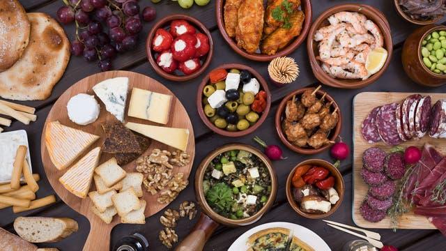 En casa o comiendo afuera, las tapas son un excelente plan