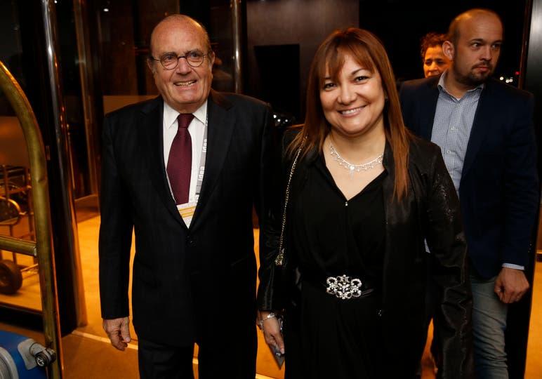 Con la presencia de la gobernadora Vidal se inauguró el 53 Coloquio de Idea Hotel Sheraton de Mar del Plata. Foto: Mauro V. Rizzi