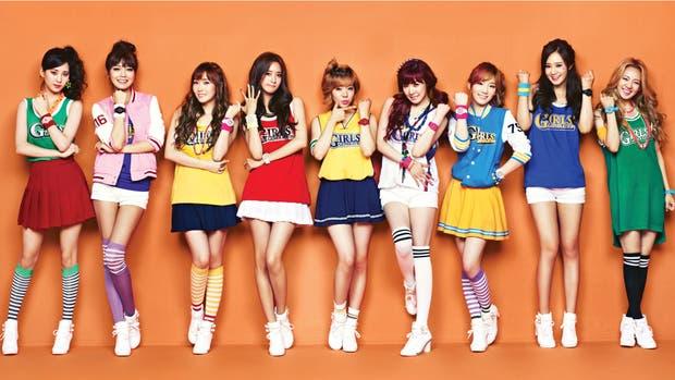 Girls'' Generation, uno de los grupos más exitoso a escala mundial