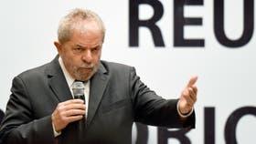 El ex presidente brasileño Luiz Inacio Lula da Silva