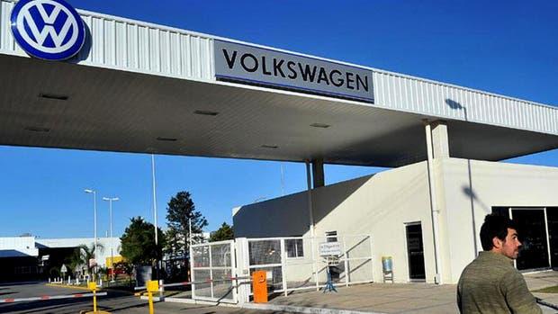 La planta de Volkswagen en Córdoba
