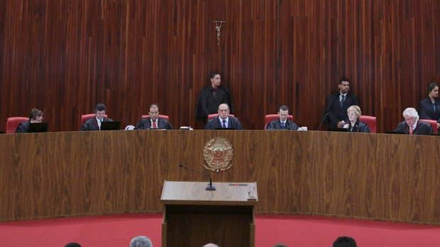 El Tribunal Superior Electoral