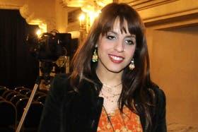 Victoria Donda mostró expectativas para el 2015