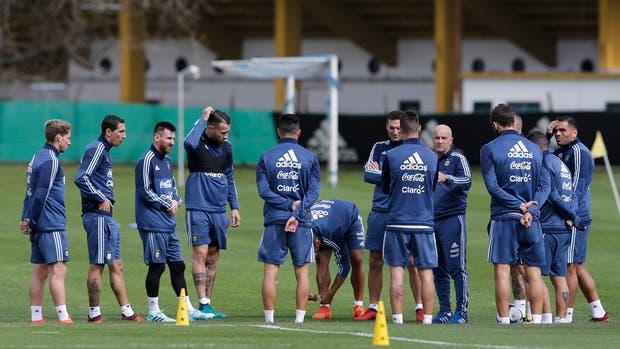 Argentina y un partido clave ante Perú