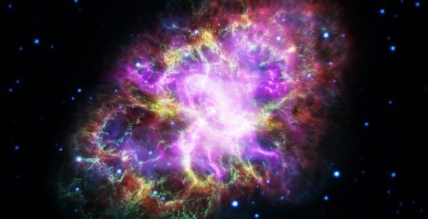Mira la increíble 'nebulosa del cangrejo' captada por cinco telescopios distintos — NASA