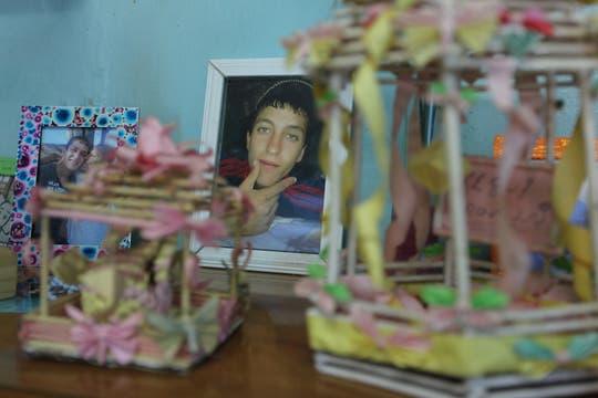 """El caso fue caratulado como """"intento de asalto"""". Foto: LA NACION / Guadalupe Aizaga"""