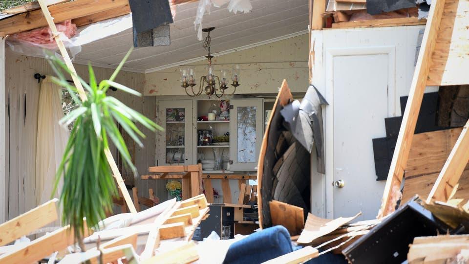 Irma arrasó con todo lo que encontró a su paso. Foto: Reuters