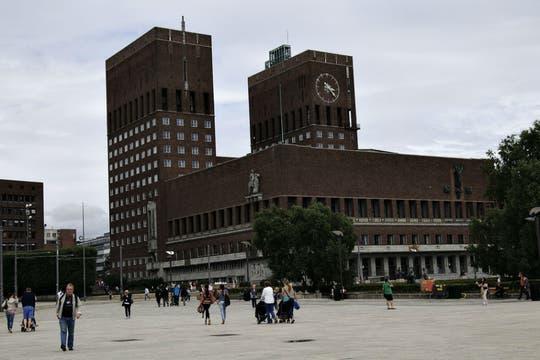 Ayuntamiento de Oslo. De sus 59 concejales, 19 son extranjeros. Foto: flickR / aktivioslo