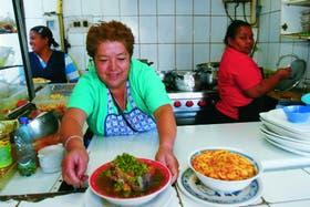 Delicias caseras de La Picá del Licho, desde muy temprano